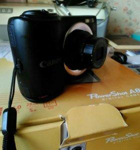 Фотоаппарат Cannon PowerShot