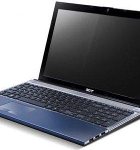 Ноутбук Acer Aspire Timeline X игровой