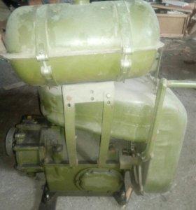 Бензодвигатель ульяновец