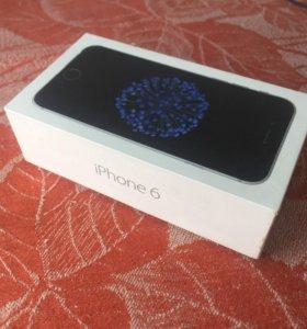 iPhone 6 запечатанные новые!