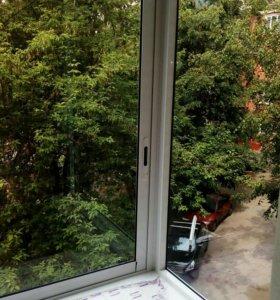 Окна. Остекление балконов