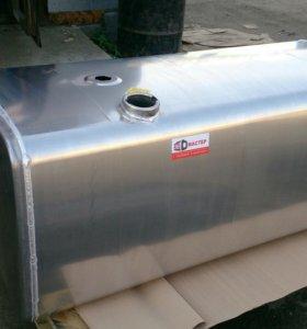 Алюминиевые топливные баки для грузовиков