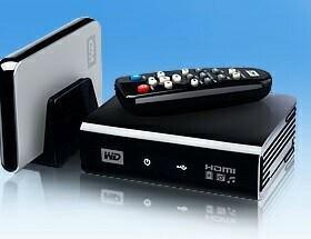 WD TV Live медиаплейер