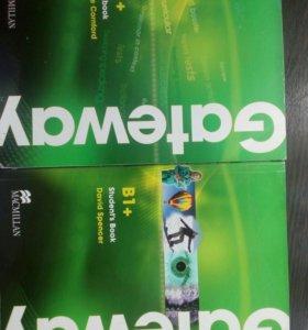 Учебники London Express, уровень В1+