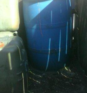 Бочка капроновая 219 литров