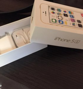 iPhone 5s gold на 16 gb