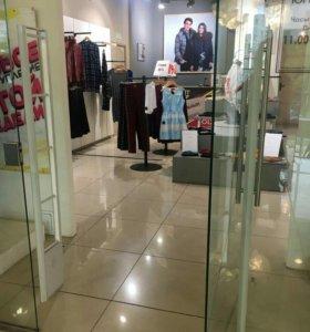 Охранная система магазина одежды