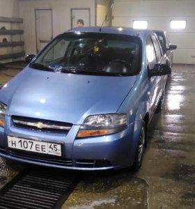 Chevrolet Aveo 2007г.
