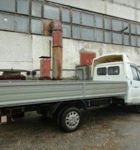 Бортовой кузов на Газель 3302
