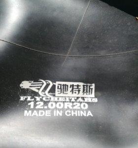 Камеры новые 12.00R20 Китай.