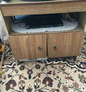 Продам стенку и тумбу под телевизор
