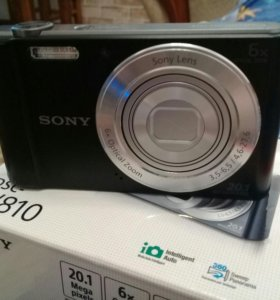 Фотоаппарат Sony cyber-shot SAC -W810