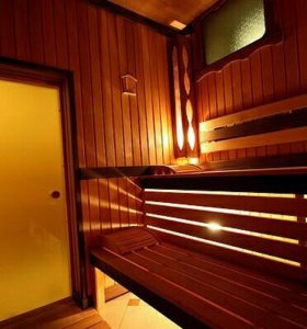 Двери для бани.