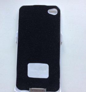 Чехол- зарядка от iPhone 4,4s