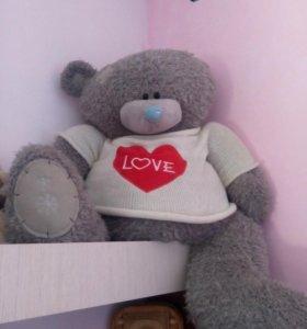 Мишка Тедди Большой