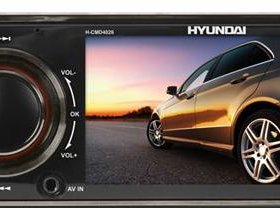 DVD магнитола Hyundai cmd4026