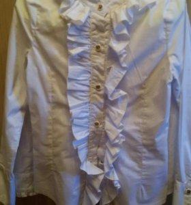 Блузки школьные (2 шт.)