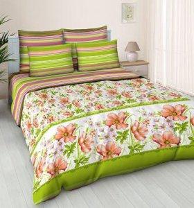 Комплект постельного белья поплин