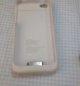 Чехол-аккумулятор для iPhone 4s
