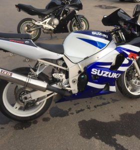 Suzuki gsx r 600 k1