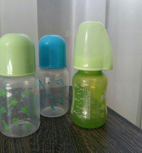 Бутылочки для кормления, маленькие