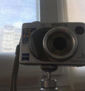 Sony Cyber-shot dsc-w1