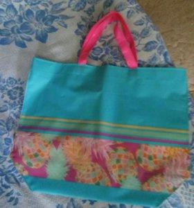 Новая пляжная сумка