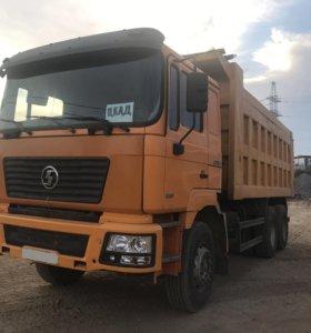 Shaanxi 3255 грузовой самосвал