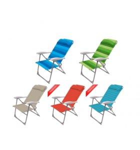 Кресло-шезлонг с подушкой К2 Ника