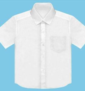 Новые школьные рубашки для мальчика