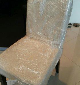 Классические стулья 6 шт.