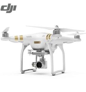 Квадрокоптер DJI Phantom 3SE 4K камера