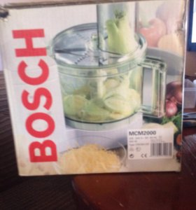 Срочная продажа!!!!Комбайн кухонный Bosch