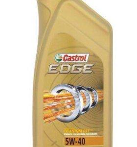 Моторное масло Castrol Edge 5w40, 4 литра