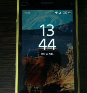 Смартфон Sony Xperia Z1 Compact D5503