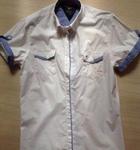 Комплект из 2х рубашек муж. (разм. S , возможно М)