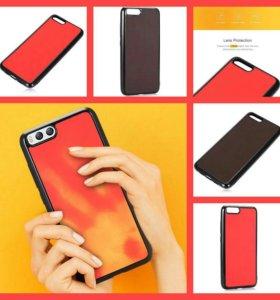 Чехол ТЕРМОИНДУКЦИОННЫЙ для Xiaomi Mi 6