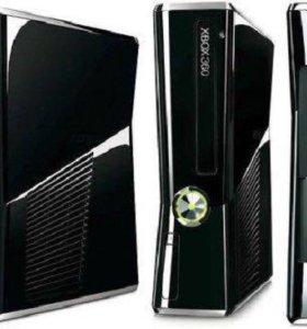 XBOX360 SLIM-ФРИБУТ(можно играть без дисков)