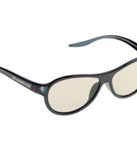 Очки 3D для телевизора LG. Новые, 4 шт.