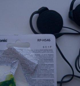 Наушники Panasonic