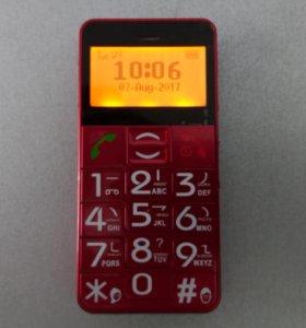 Продам телефон с большими кнопками