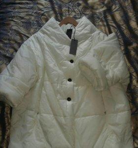 Куртка зимняя -новая