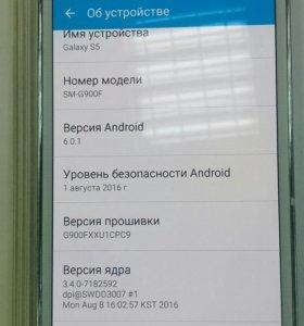 Телефон Samsung G900F