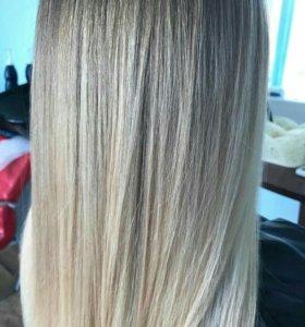 Ламинирование ботокс окрашивание для волос