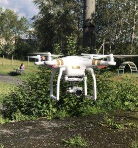 Услуги Квадрокоптер 4к фото и видео