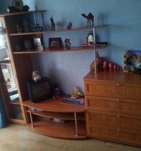 Шкаф+TVтумба+комод