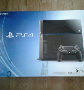Sony 4 .500 гб