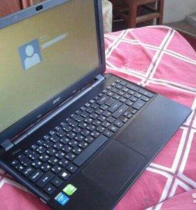 Продаю игравой ноутбук Acer Extensa 2510G