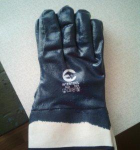 Перчатки нитросовые