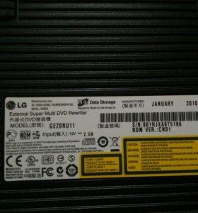 Переносной DVD-ROM